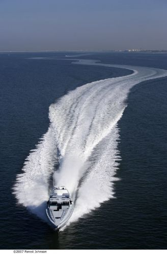 14m High Speed Patrol Boat 58 Knots Top Speed