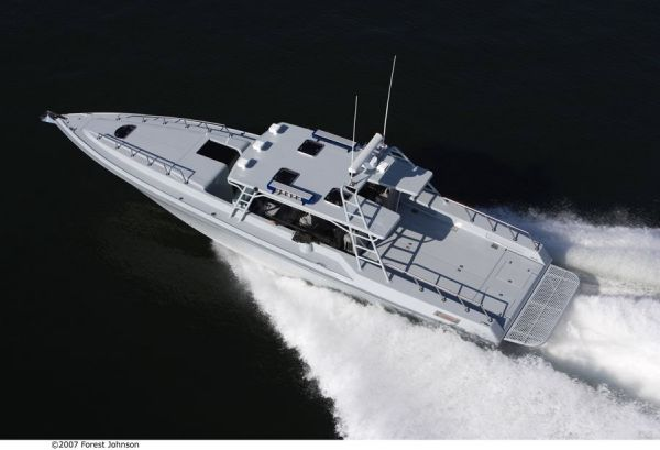 14m Security Patrol Boat
