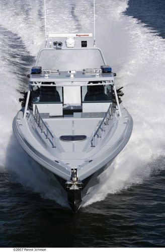 14m High Speed Patrol Anti-Piracy