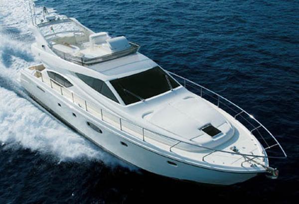Ferretti Yachts 550 Fly