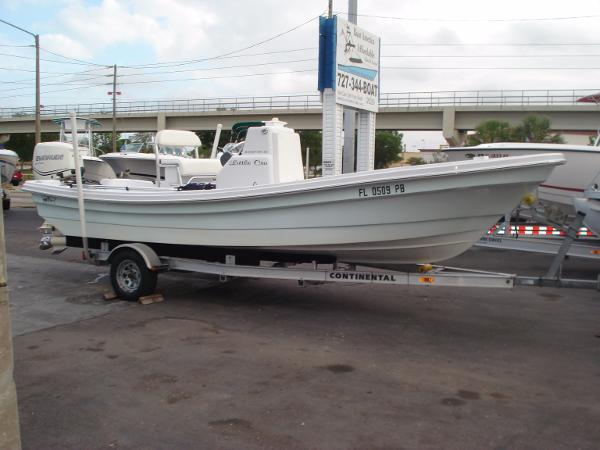 Andros Boatworks Bonefish 22