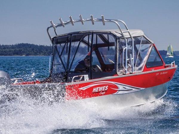 Hewescraft Sea Runner 210 ET