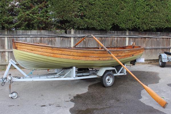 Char Fishing Boat