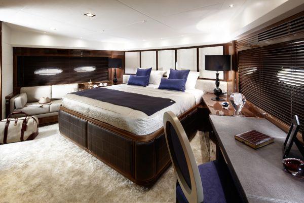 VIP Stateroom - Forward