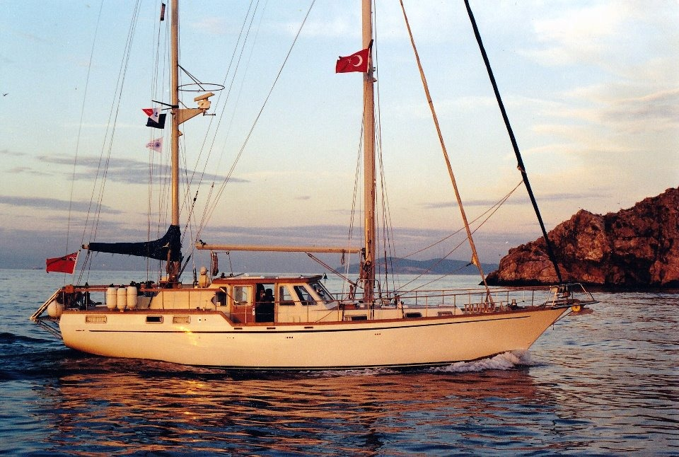 Nauticat 52
