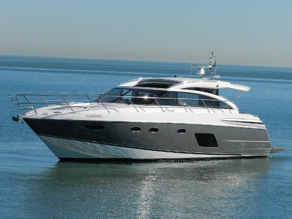 Princess V52 Profile