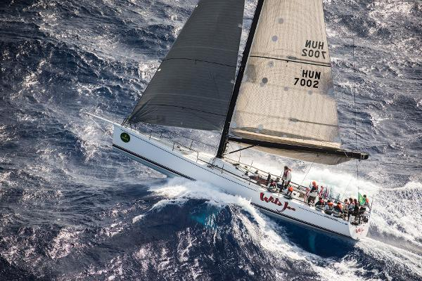 Reichel/Pugh 60' Canting Keel Mini Maxi Wild Joe Sailing