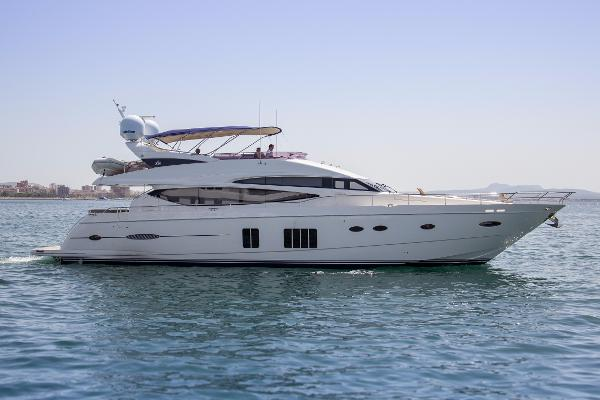 Princess 78 Motor Yacht Princess 78MY For Sale