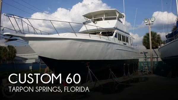 Custom-craft 60 2000 Custom 60 for sale in Tarpon Springs, FL