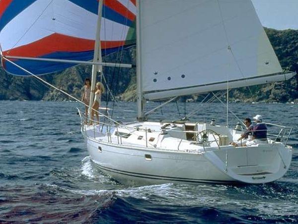 Jeanneau Sun Odyssey 45.1 45.2