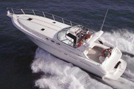 Sea Ray 400 Express Cruiser Manufacturer Provided Image