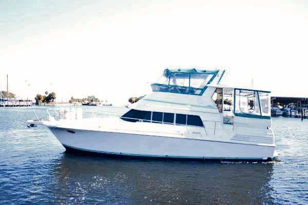 Trojan 12 Meter Motor Yacht 12 Meter Trojan Motor Yacht
