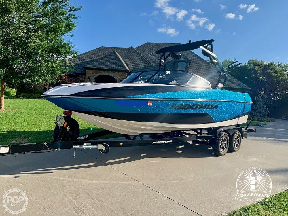 Moomba 22 CRAZ 2018 Moomba 22 Craz for sale in Yukon, OK