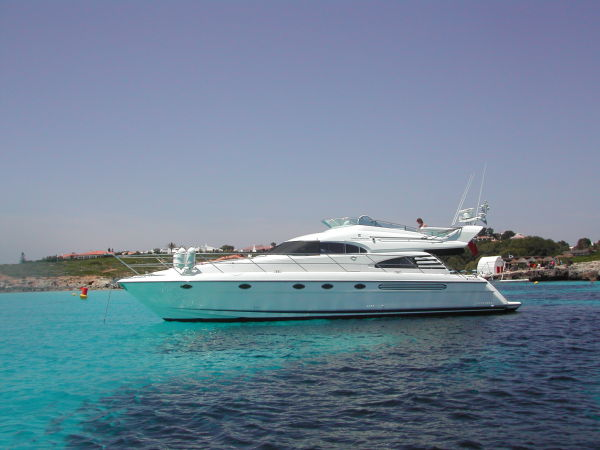 Fairline Squadron 55 Main Image