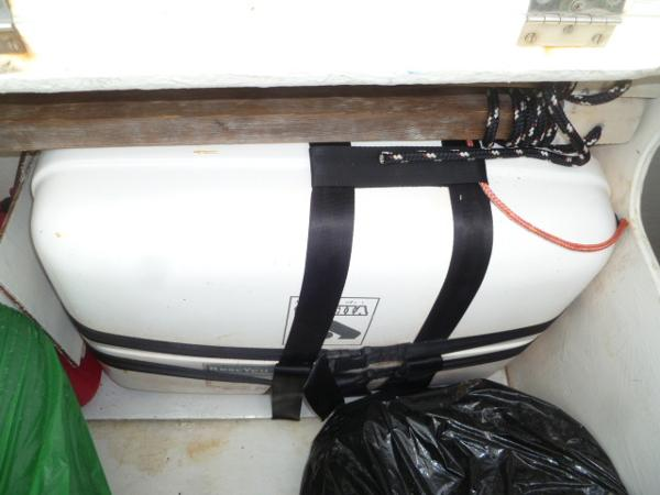 8 Man Viking Liferaft