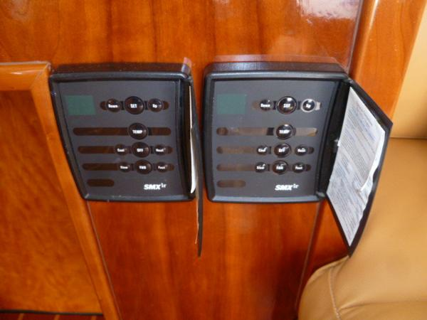 Dual air Conditioning Controls