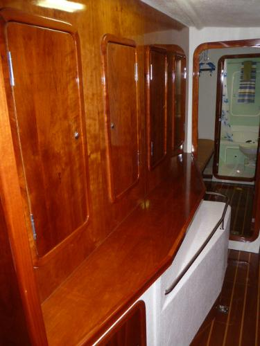SB Midships Cabinetry