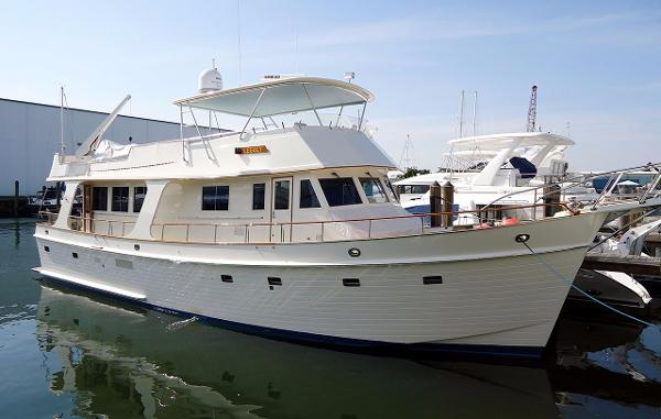 Grand Banks 58 Classic 58' Grand Banks Motor Yacht LEGACY