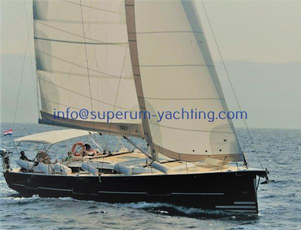 Dufour 560 Grand Large Dufour 560 Grand Large