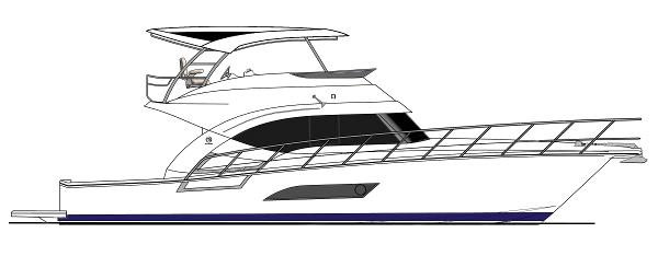 Riviera 53 Open Flybridge - Twin IPS