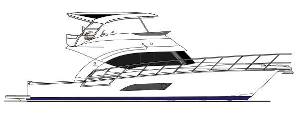 Riviera 53 Open Flybridge - Twin IPS