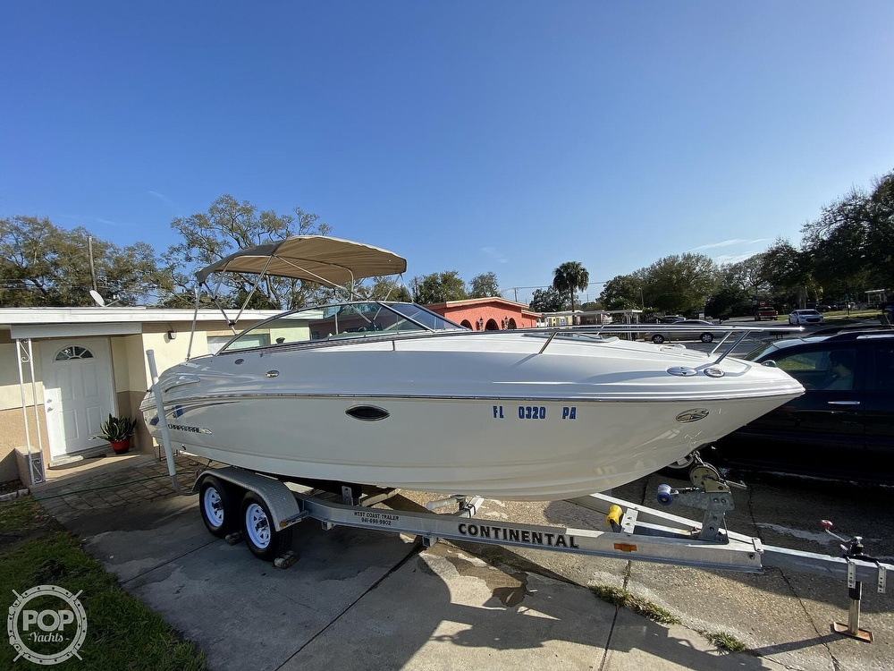 Chaparral 235 SSi 2007 Chaparral 235 ssi for sale in Tampa, FL