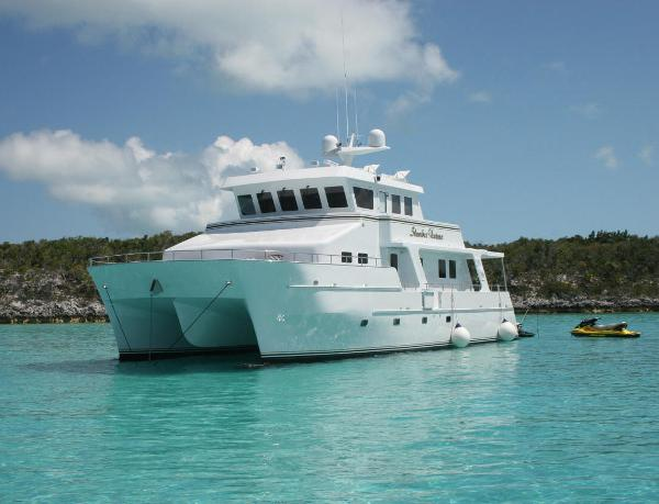 A. F. Theriault & Son Custom Catamaran