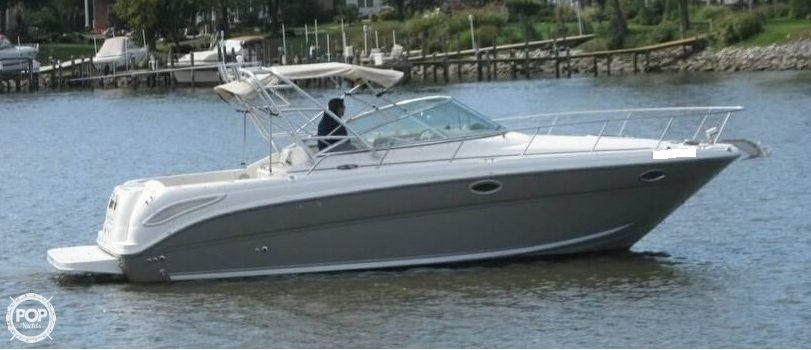 Sea Ray 290 Amberjack 2006 Sea Ray 290 Amberjack for sale in Baltimore, MD