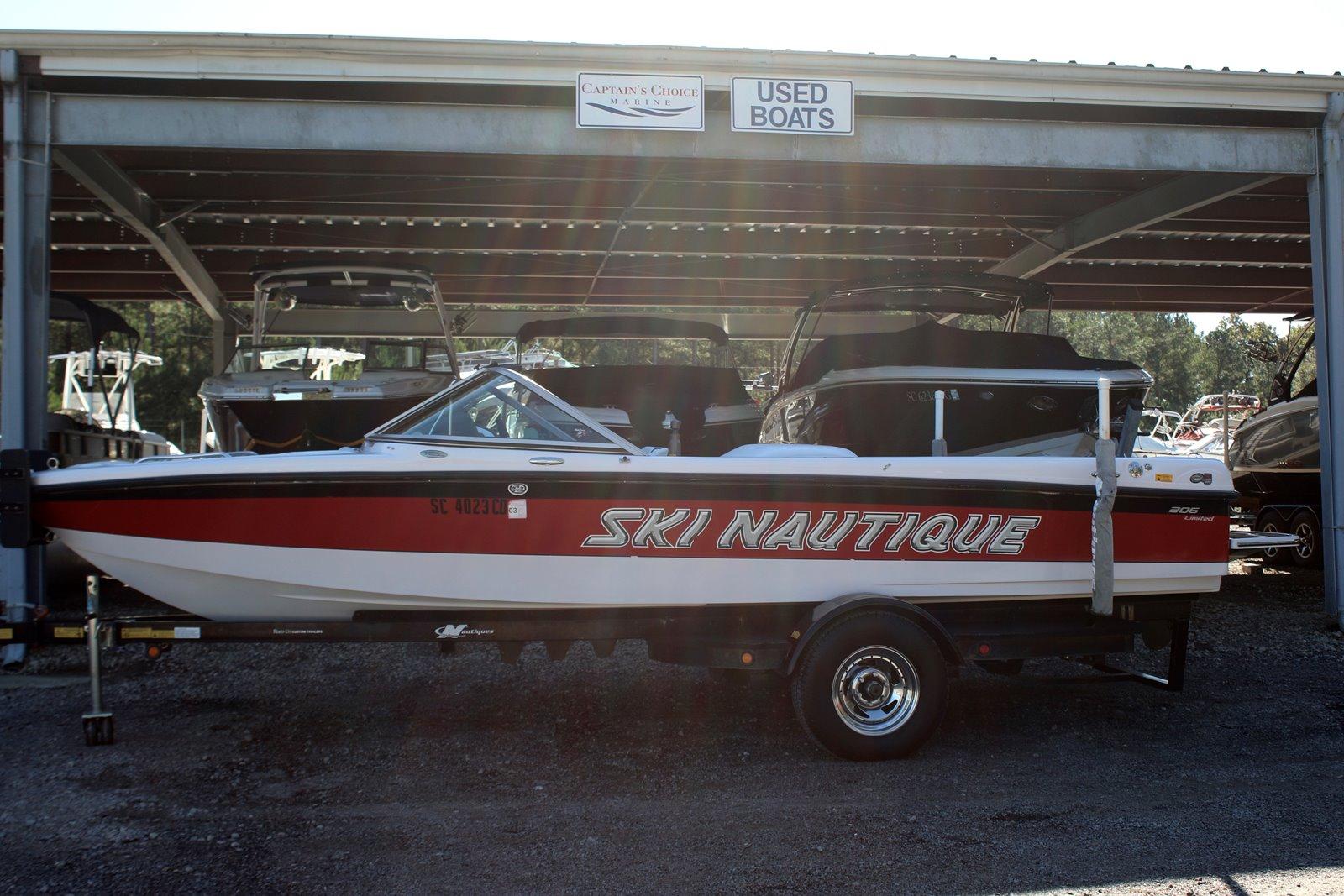 Correct Craft Ski Nautique Air 206