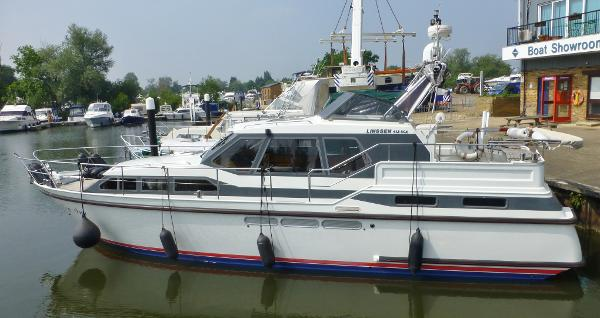 Linssen 412SCX Dutch Steel Cruiser