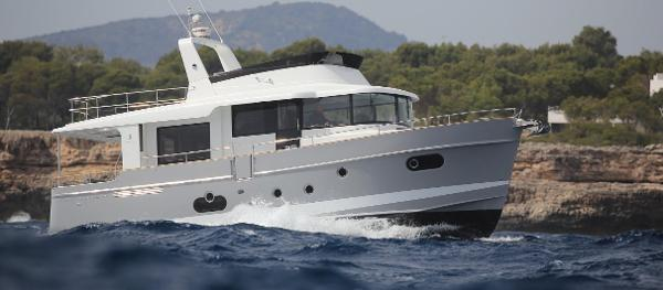 Beneteau Swift Trawler 50 Manufacturer Provided Image: Manufacturer Provided Image