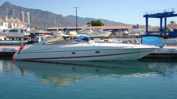 Sunseeker Superhawk 48 Sunseeker 48 Superhawk