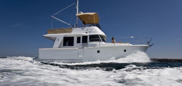 Beneteau Swift Trawler 34 Manufacturer Provided Image: Manufacturer Provided Image
