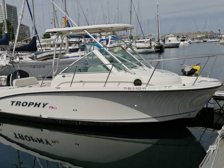 Bayliner Bayliner TROPHY 2302 WALKAR