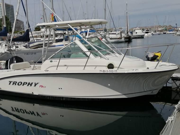 Bayliner Bayliner TROPHY 2302 WALKAR