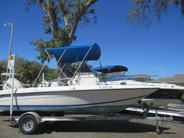 Sunbird SWL 203 with 2004 Fourstroke