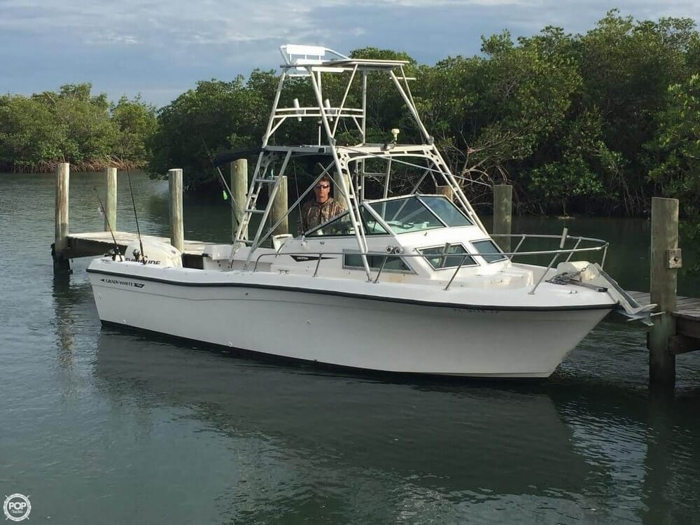 Grady-White 240 Offshore 1987 Grady-White Offshore 240 for sale in Port St Lucie, FL