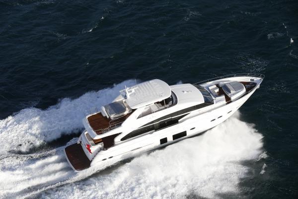 Princess American Edition 88 Motor Yacht 88 Motor Yacht