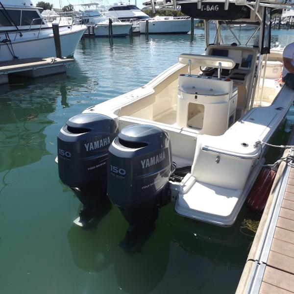 Scout Boats 262 XSF