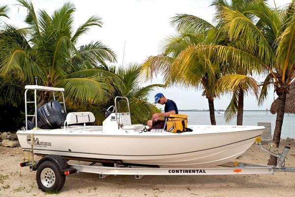 Sea Chaser 180 Flats Manufacturer Provided Image