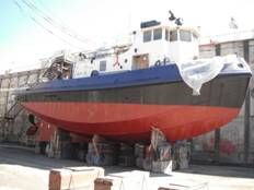 61.5' x 20' Single Screw Tugboat /Built by Russel Bros