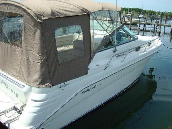 Sea Ray 270 SE