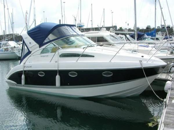 Fairline 28 Targa