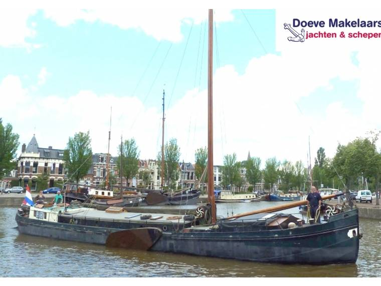 Dutch Barge Steilsteven 24.85