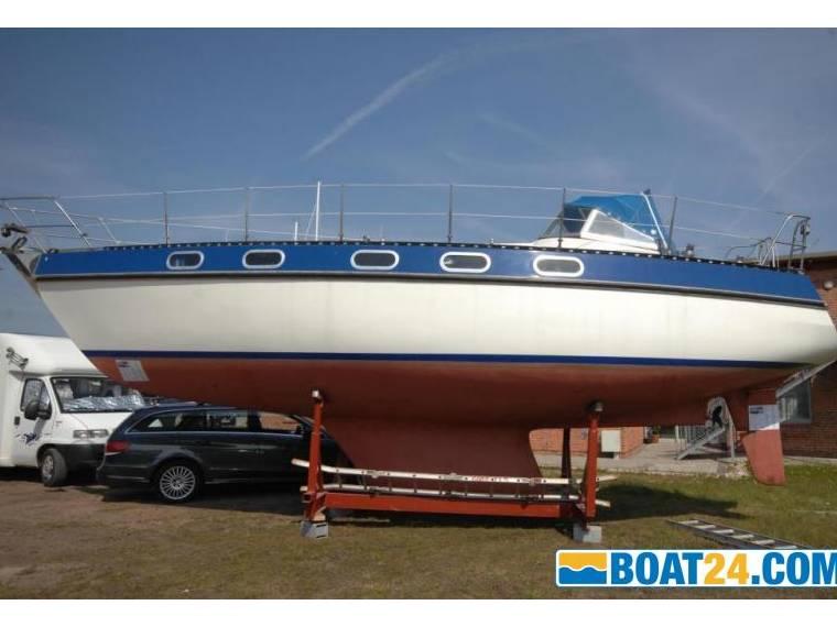 Yachtbau Genzel DE Phantom 35