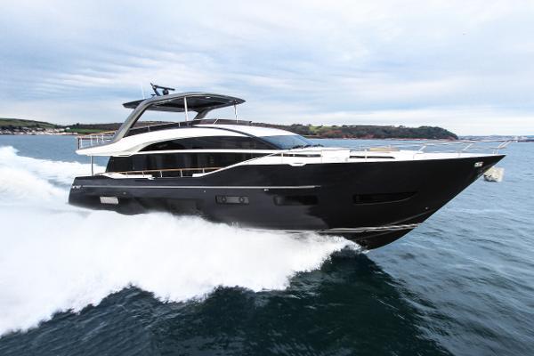 Princess 85 Motor Yacht Introducing the Princess 85