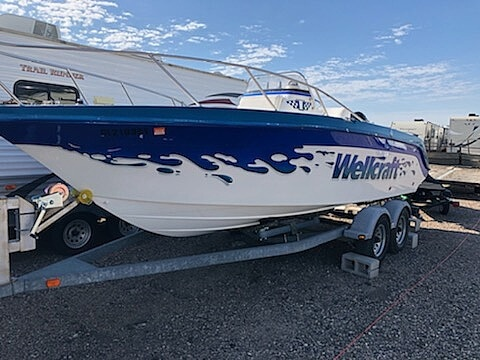 Wellcraft 218ccf 1995 Wellcraft 218CCF for sale in Loveland, CO