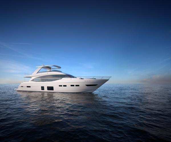 Princess American Edition 75 Motor Yacht