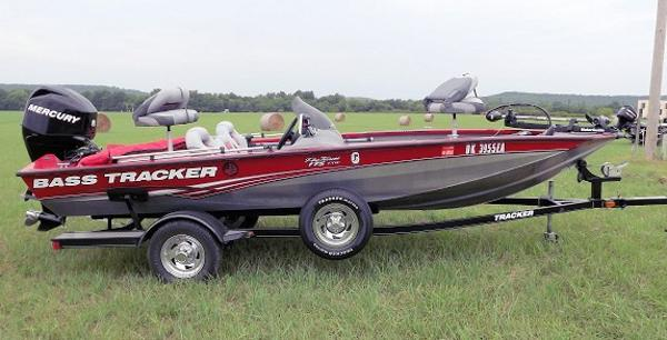 Bass Tracker PRO TEAM 175 TXW