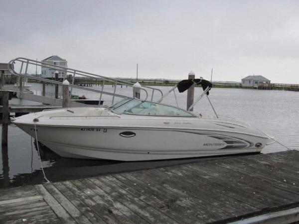 Monterey 248 Ls Profile